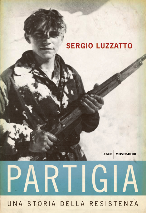 Sergio Luzzatto, Partigia