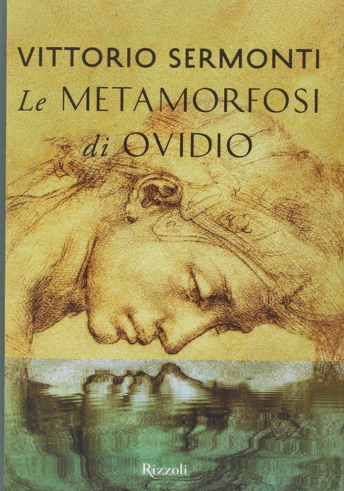 Sermonti Le metamorfosi di Ovidio cover
